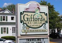 Giffords Ice Cream